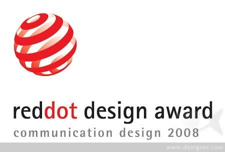 Red Dot design award 2008