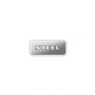 Steel Background Effect